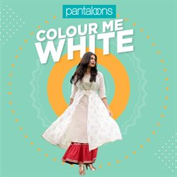 Clothes, shoes & accessories offers in the Pantaloons catalogue in Hyderabad
