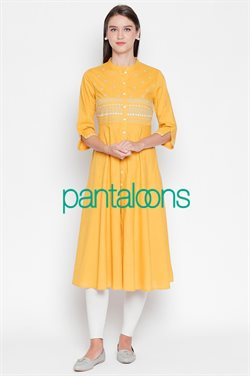 Pantaloons catalogue in Delhi ( 12 days left )
