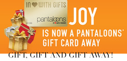 Offers from Pantaloons in the Delhi leaflet