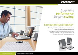 Laptop offers in the Bose catalogue in Delhi