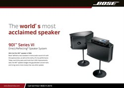Offers from Bose in the Ahmedabad leaflet