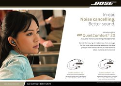 Offers from Bose in the Lucknow leaflet