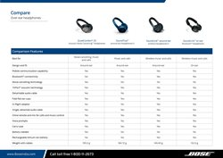 Offers of Music in Bose