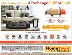 Home & Kitchen offers in the HomeTown catalogue in Delhi