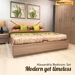 Furniture offers in the HomeTown catalogue in Delhi