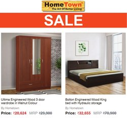 Home & Kitchen offers in the HomeTown catalogue ( 2 days left)