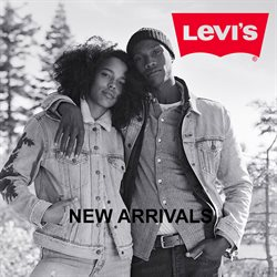 Offers from Levi's in the Bangalore leaflet