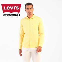 Clothes, shoes & accessories offers in the Levi's catalogue ( More than a month)