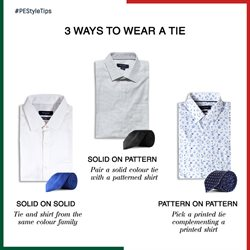 Men's clothing offers in the Peter England catalogue in Delhi