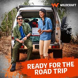 Offers from Wildcraft in the Bangalore leaflet