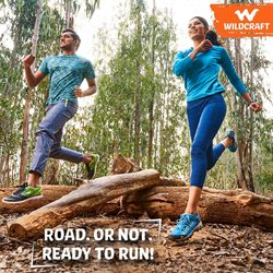 Sports offers in the Wildcraft catalogue in Delhi ( 12 days left )