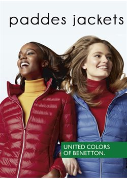Offers from United Colors of Benetton in the Lucknow leaflet