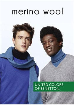 Offers from United Colors of Benetton in the Ludhiana leaflet