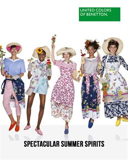 Offers from United Colors of Benetton in the Bangalore leaflet