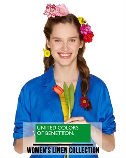 Offers from United Colors of Benetton in the Agra leaflet