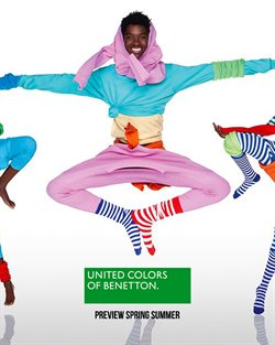 Offers from United Colors of Benetton in the Delhi leaflet