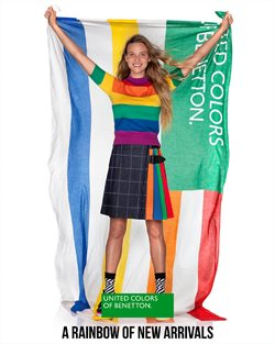 United Colors of Benetton catalogue ( 26 days left )