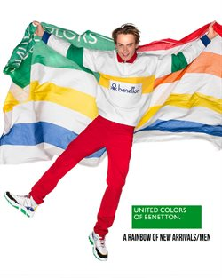 United Colors of Benetton catalogue ( 28 days left )