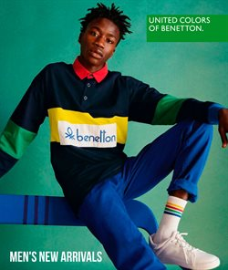 United Colors of Benetton catalogue ( Expires tomorrow )