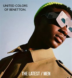 Clothes, shoes & accessories offers in the United Colors of Benetton catalogue ( 15 days left)