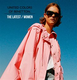 Clothes, shoes & accessories offers in the United Colors of Benetton catalogue ( 17 days left)