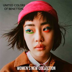 United Colors of Benetton offers in the United Colors of Benetton catalogue ( 8 days left)