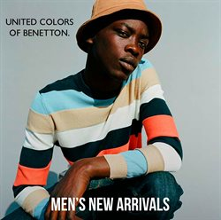 United Colors of Benetton catalogue ( More than a month)