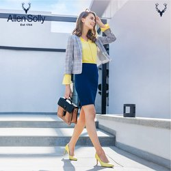 Allen Solly catalogue ( More than a month )