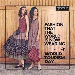 Fashion offers in the Globus catalogue in Vasai Virar