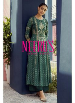 Neeru's catalogue ( More than a month )