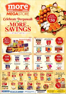 Offers from More Supermarket in the Gurgaon leaflet