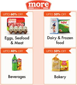 Supermarkets offers in the More Retail catalogue ( 5 days left)
