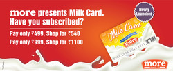 Offers from More Supermarket in the Kurnool leaflet