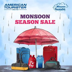 American Tourister catalogue ( 14 days left )