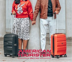 Clothes, shoes & accessories offers in the American Tourister catalogue ( Expires today)