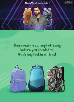 American Tourister offers in the American Tourister catalogue ( Expired)