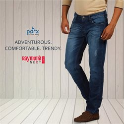 Men's shoes offers in the Raymond catalogue in Delhi