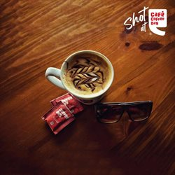 Offers from Cafe Coffee Day in the Bangalore leaflet