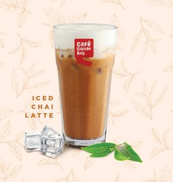 Restaurants offers in the Cafe Coffee Day catalogue ( Published today)