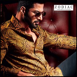 Zodiac catalogue in Hyderabad ( More than a month )