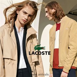 Offers from Lacoste in the Delhi leaflet
