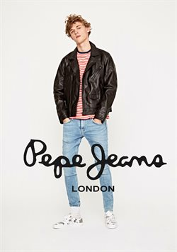 Offers from Pepe Jeans in the Hyderabad leaflet