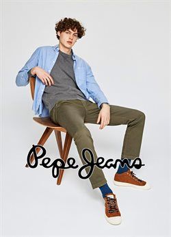 Offers from Pepe Jeans in the Rohtak leaflet