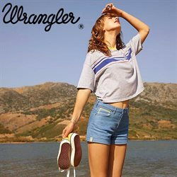 Offers from Wrangler in the Bangalore leaflet