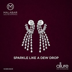 Offers from Malabar Gold and Diamonds in the Bangalore leaflet