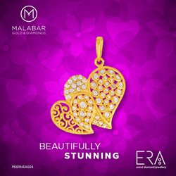 Jewellery offers in the Malabar Gold and Diamonds catalogue in Nashik
