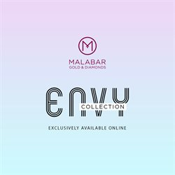 Jewellery offers in the Malabar Gold and Diamonds catalogue in Faridabad