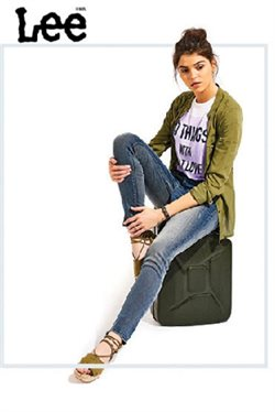Clothes, shoes & accessories offers in the Lee catalogue in Jamshedpur