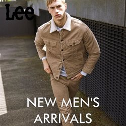 Offers from Lee in the Delhi leaflet