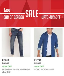 Lee offers in the Lee catalogue ( Expired)